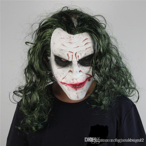 Joker Halloween Designer Mask Fashion Style Festival Homme Clothing Movies Satars Mardi Gras Carnival Casula Costume Accessories Apparel