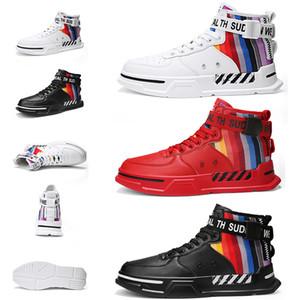 2020 Newest University Red Designer boots Mens Basketball Running Shoes Black White Women Men Trainers Platform Sneakers EUR 39-44 Homemade