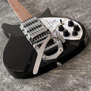 325 Touche guitare électrique a un vernis cou court 527 mm espacement Chord, guitarra électrique, guitares électriques, guitare électrique
