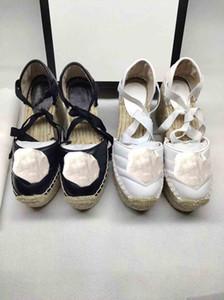Moda New SEASON vera pelle Gladiatore Sandali alta qaulity designer sandali alla caviglia strape scarpe EU35 ~ 40 opzione impermeabile plat