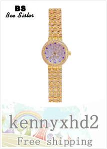 New hot watch high grade chain full diamond women watch