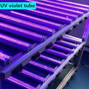 T5 LED UV 395-400nm tubo Black Lights Integrated lampada a raggi ultravioletti di disinfezione Germ raggi ultravioletti sterilizzatore Colla Luce Subzero