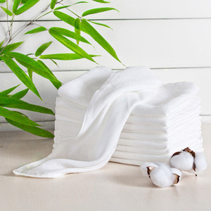 Neugeborenes Baby Tuch Windeln für Mädchen Bambusfaser atmungsaktiv waschbare Windeln Vêtement Bébé Tuch-Windel-Absorbent Pad 060411