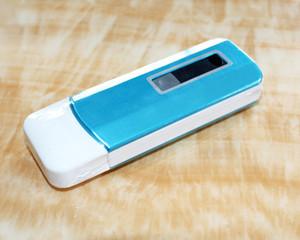 12 piezas DHL azul/rosa/marrón pelo depiladora productos de cuidado saludable sin cabello 3/5 con paquete al por menor Top Seller