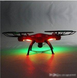 Cámara Drones SYMA X5SW-1 WIFI RC FPV aviones no tripulados helicóptero Quadcopter con HD 2.4G 6-Axis Tiempo real RC helicóptero de juguete libre de DHL