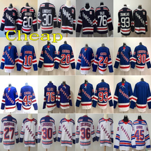 24 Kaapo kakko New Yorks Rangers 2020 jerseys 10 Artemi Panarin 30 Henrik Lundqvist 27 Ryan McDonagh Nash Skjei Mika Zibanejad Chris Kreider