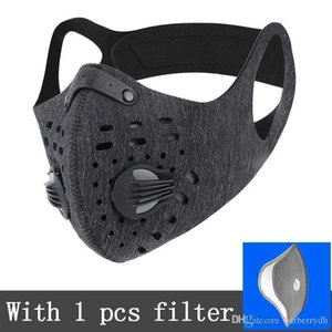 Anti-dust Carbon Dust-proof Outdoor PM2.5 Cycling Activated Mask Winter Windproof Dustproof Mask Hanging Ear Mask Hood 10