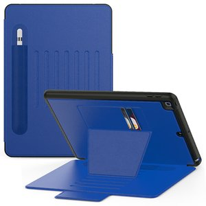 Smart Magnetic Csae Leather Soft Silicon Back Auto Sleep Wake For ipad 7th pro 10.2inch for Laptop Tablet Folding Case