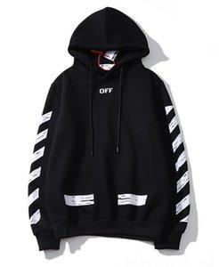 Bayan tasarımcı hoodies gelgit marka ofw hoodie ow beyaz mektup graffiti kapüşonlu süveter Dış Ticaret çift kapüşonlu süveter