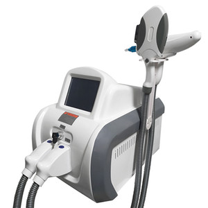 Portable IPL Elight OPT SHR machine permanente d'épilation pour la peau Rajeunissement Laser Tattoo Removal Machine