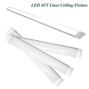5 PACK LED Shop Light 44W 6000K Luces de techo de utilidad de garaje blanco fresco accesorio