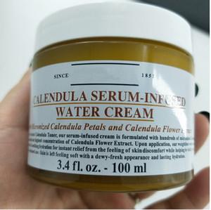 Heiße Gesichtsbehandlungscreme mit Calendula-Serum-infundiertem Wassercreme Tiefe Hydratation nährende Kalendula-Blumen-Extrakt-Gesichtscreme 100ml