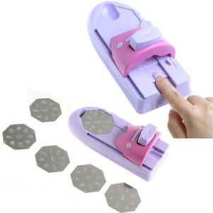 Nail Art stampante Facile stampa del modello bollo della macchina del manicure strumento Stamper