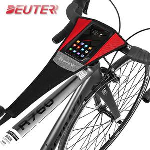 Treino De Bicicletas Exercício Em Pista Coberta De Bicicleta Fita De Suor Rede Suporte A Tela Sensível Ao Toque Caso Do Telemóvel
