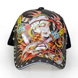 Original-3D-Druck der chinesische Art General Guan Yu japanischer Gott Baseballmütze Männer Frauen Mode Snapback Kappe Hip Hop-Hut