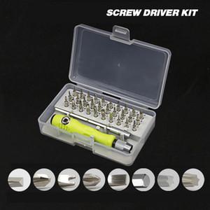 30 Screwdriver Bits Multifunctional screwdriver Insulated Multitools Phone Precision Car Repair Hand Tools Kit