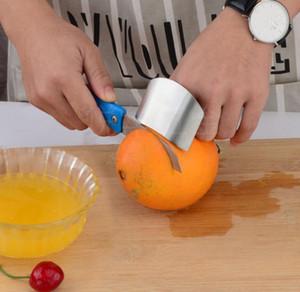 Tragbare Finger-Schutz schützt Ihre Finger von Edelstahl-Schutz-Messer Cutting Finger Protection Tool Küchenhelfer