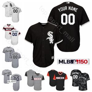 Baseball 72 Carlton Fisk Maglie basso freddo 35 Frank Thomas 56 Mark Buehrle 19 Billy Pierce 14 Paul Konerko 2 Nellie Fox