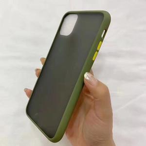iphone 6/7/8 artı Sıcak Satış Karşıtı iphone 11 vaka Pro MAX ücretsiz gönderim için Arka Kapak Fall İçin Tasarımcı Telefon Kılıfları