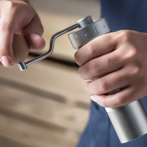 1zpresso E-pro moedor de café portátil manual de aço moinho de café 304stainless burr ajustável