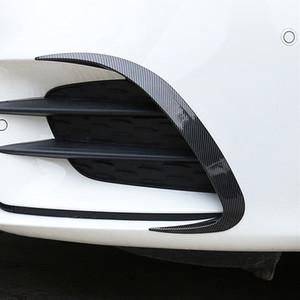 자동차 전면 헤드 사이드 미러 바디 스트립 장식 스티커 트림 메르세데스 - 벤츠 A 클래스 A180 (200) 2019 외부 안개등 스타일링