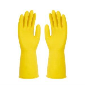 Temizleme eldivenleri koruyucu eldivenler Bulaşık yıkama Magi Silikon alkali dirençli yeni pratik Mutfak Lateks Takılabilir Eldiven yüksek kaliteli 0009