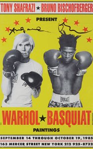 Andy WARHOL & Jean-Michel BASQUIAT Home Decor Handpainted &HD Print Oil Painting On Canvas Wall Art Canvas Pictures 200304
