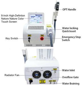 Удаление Портативный Профессиональный OPT SHR IPL Лазерная эпиляция машины Elight салон красоты Главная Использование Уход за кожей Омоложение лица Lift CE