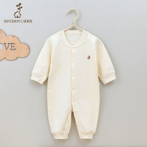 Трико Скалолазание Одежда Новая Детская одежда Детские Romper Open Mens и женщин хлопка младенца Romper Детская одежда Скалолазание