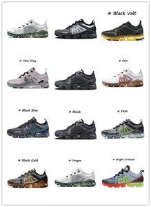 2020 New CPFM X Hommes Femmes VPM Chaussures de course Gris Vaste PRM Oregon Aluminium Bleu Noir Or Maxes chaussures de sport accessoires