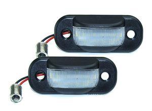 Auto targa lampade a LED per Audi 80 B4 / 100 C4 / A6 C4 di prezzi di fabbrica ha condotto la luce targa 12V 6000K