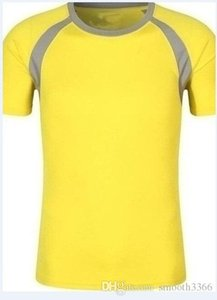 roupas apertadas 1227 dos homens que funcionam T-shirt de secagem rápida de manga curta 696898989