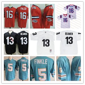 13 WILLIE Beamen El domingo cualquiera 5 Ray Finkle Ace Ventura 16 Shane Falco El Reemplazos Washington centinelas de Cine de fútbol Jersey S-3