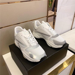 The latest men&women with the same type of sneakers ,Height Increasing Shoes, Street modern color contrast casual travel sneakers