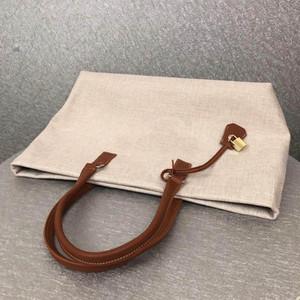 Designer-handbags canvas material Celina women shopping bags luxury purse handbag shopping bag large purse bag