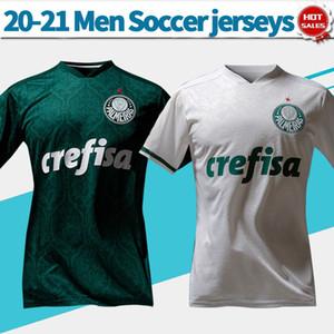 20 21 Palmeiras vert Accueil Soccer Jersey # 9 BORJA # 18 A.GUERRA Palmeiras blanc loin du football shirt 2020 Tenue de football sur les ventes sur mesure