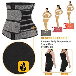 Body Shaper Corset Brace Sport ventre taille Trimmer Entraîneur Wrap Brace Double Support Renforcez Ceinture de soutien du ventre Slim Wrap