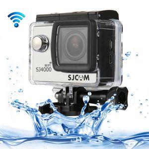 SJCAM SJ4000 WiFi Full HD 1080P 12MP Diving Bicycle Action Camera 30m Waterproof Car DVR Sports DV with Waterproof Case