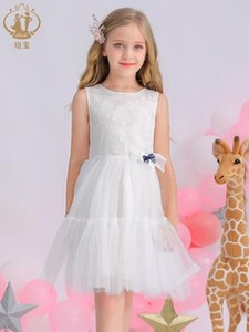 2020 Summer Girls Dress Kids Princess Dresses for Girls Cotton Children Party Dress and Wedding Chinese Style Dresses
