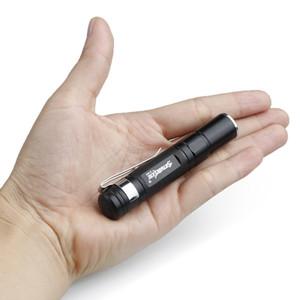 Skywolfeye Mini- flexible extérieur Led lumière en alliage d'aluminium lampe de poche Pen clip Appareils portables Petit électrodomestiques