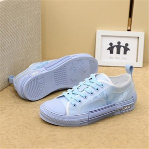 2020 New High -Top Canvas Casual Shoes Lace Frame Sports Star Low -Top Classic Printing Technical Sense Canvas Shoes Men &#039 ;S Women &#03
