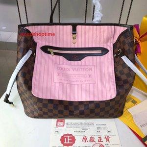 #8765 L Crossbody bag Design Handbags high quality Luxury Handbag Famous OriginaHot material leather straps Shoulder Bags m40990 m41605