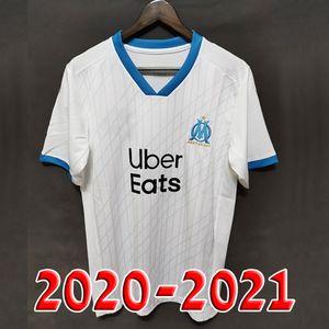 19 20 Maglia da calcio Olympique De Marsiglia 2019 2020 Marsiglia maglia da calcio BENEDETTO Camisetas THAUVIN PAYET Maglia da calcio maglia da calcio