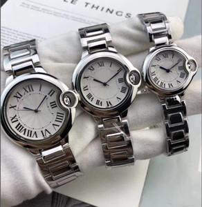 2019 klassische Neuheiten Edelstahl 35mm 28mm Damenuhren 42mm Herren Lovers Luxusuhr moderne Armbanduhr