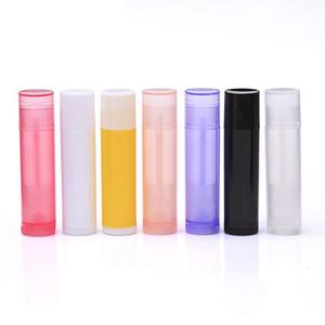5g Lipgloss Container PP BPA frei leere Lipgloss Tubes bunte Lipgloss Tubes mehrere Farben für wählen