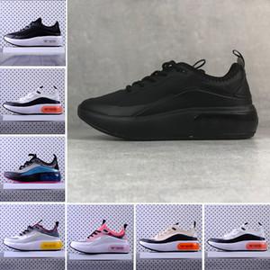 Nike Air max dia airmax dia shoes Moda Laser Fucsia Dia Se Nero Rosa Scarpe da corsa da uomo Designer Rosso Grigio Dias Se Racer Donna Sneakers sportive da uomo 36-45