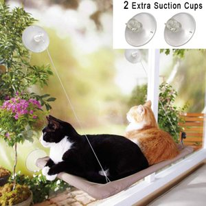 Window Cat Bed Hanging Cat Hammock Cat Bed Window Kennels Sofa Mat Cushion Shelf Seat Lounger Couch Sofa With Suction