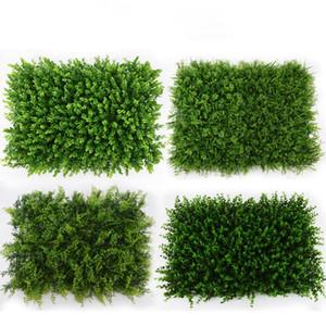 AsyPets Pretty Benzet Çim Çim Yeşil Duvar Dekorasyon Parti Ev Düğün Süsleme Aksesuarları-25
