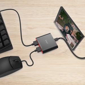 Profissional ipega pg-9116 bluetooth teclado e mouse conversor para controlador de jogo pubg móvel livre dhl