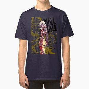 Kill Bill T - Shirt Kill Bill Тарантино Меч Невеста Beatrix Kiddo Аниме Манга
